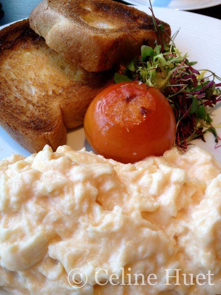 Breakfast Mandarin Oriental Londres