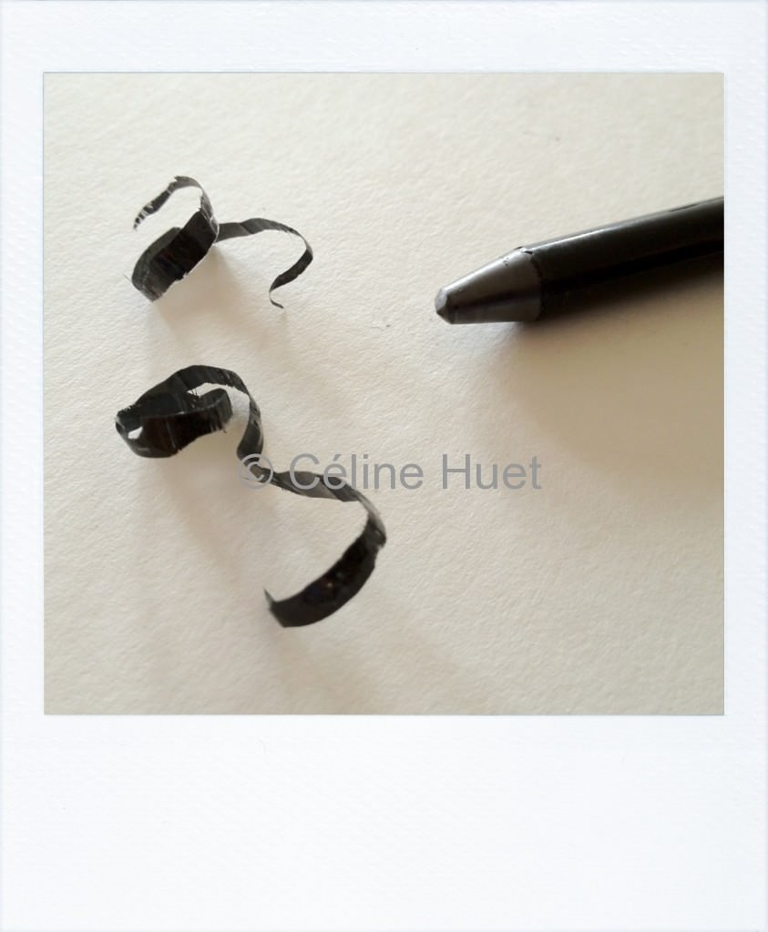 Crayon mine de plomb dessin