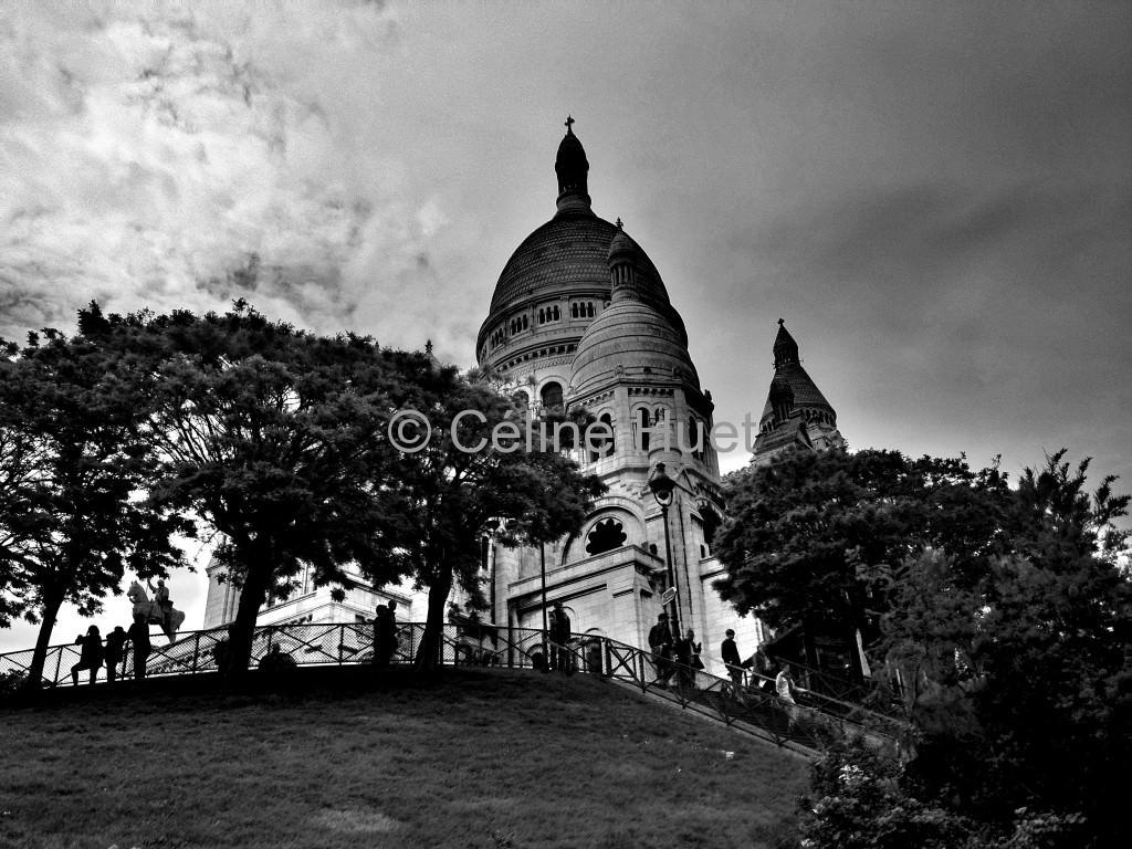 Sacré Coeur Montmartre Paris
