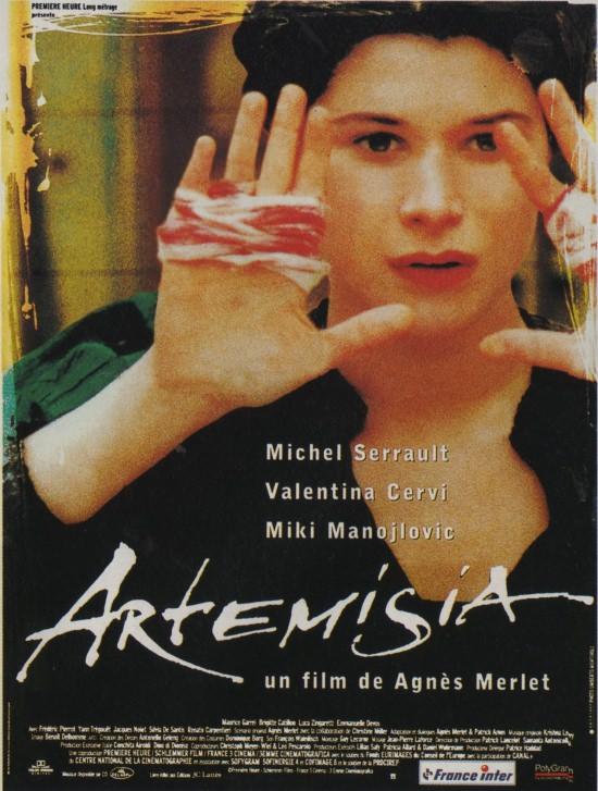Artemisia le film Agnès Merlet