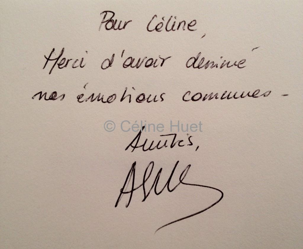 Collection particulière Céline Huet
