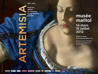 Exposition Artemisia Musée Maillol