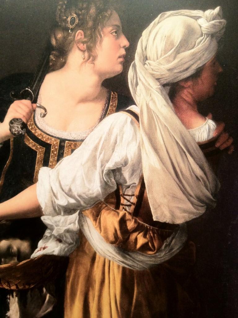 Judith et la servante Artemisia Gentileschi