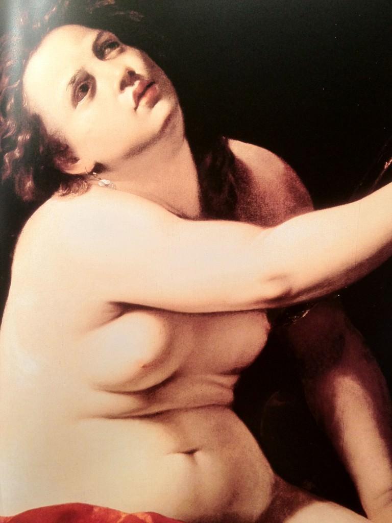 Cléopâtre Artemisia Gentileschi