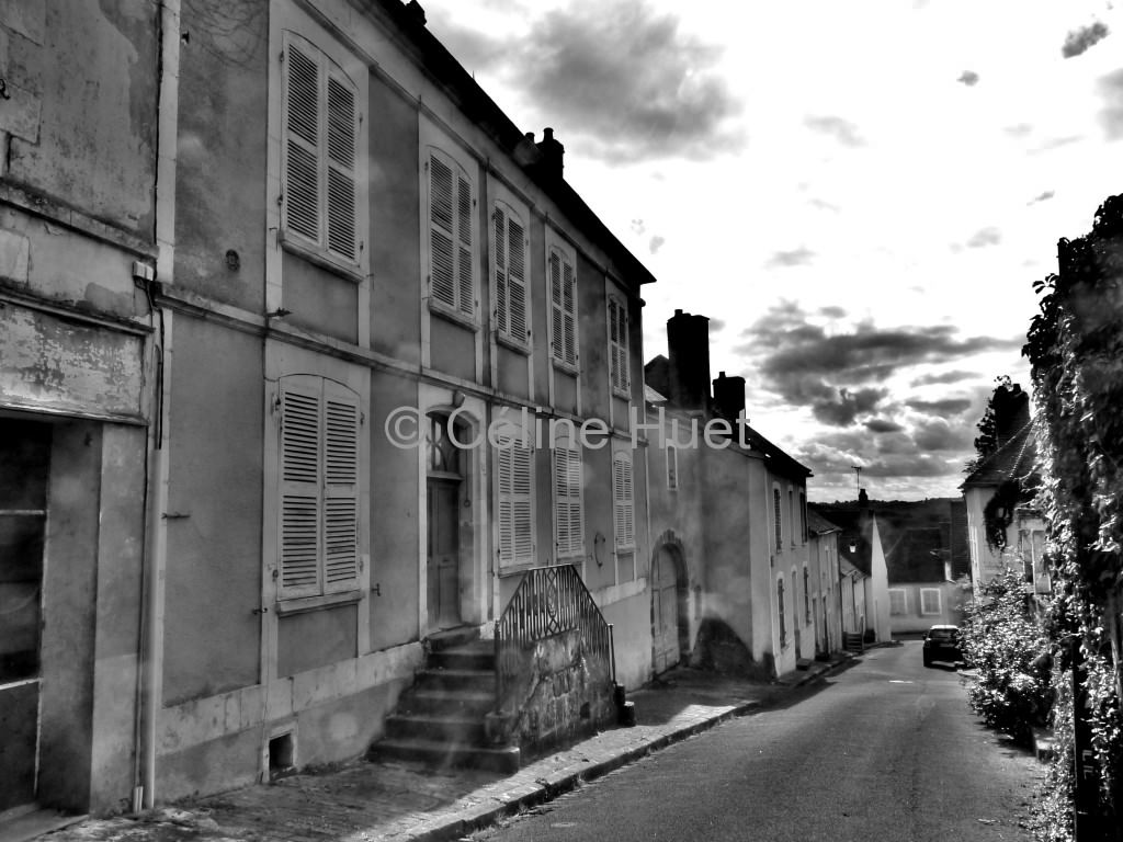 Maison de Colette Saint Sauveur en Puisaye Yonne Bourgogne