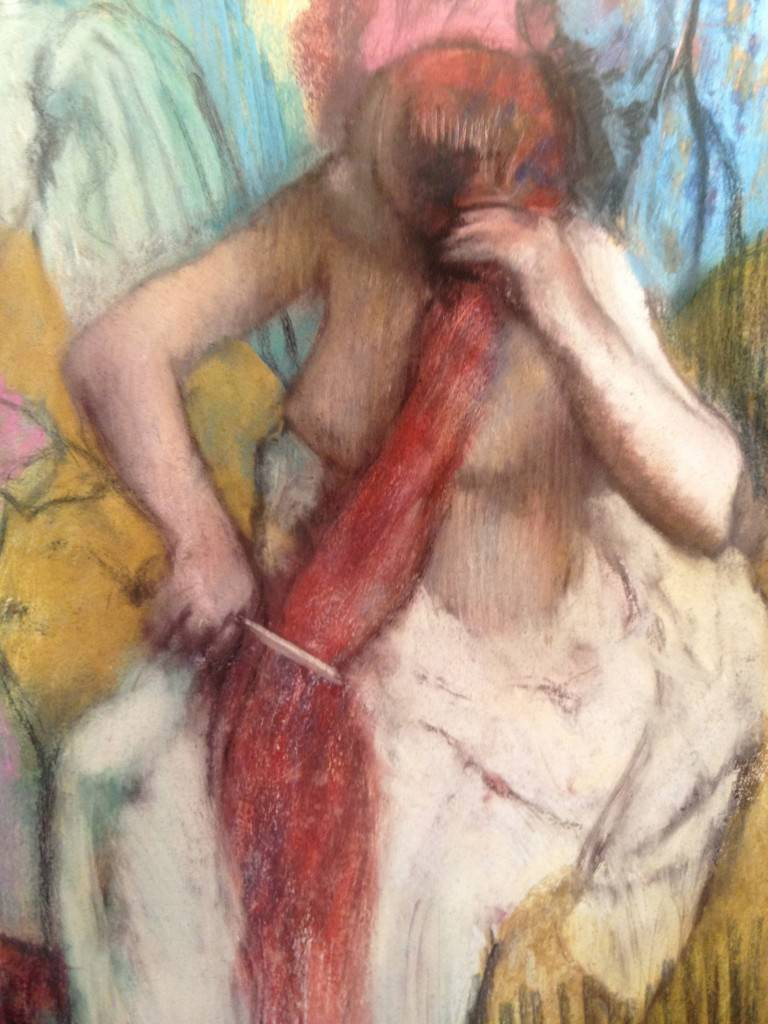 Degas et le nu Musée d'Orsay