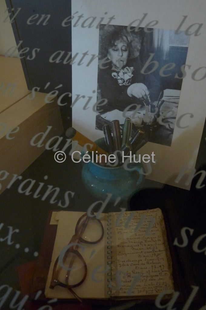 Musée Colette Saint Sauveur en Puisaye Yonne Bourgogne