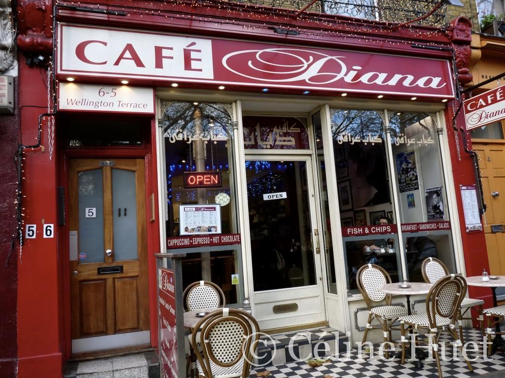 Café Diana Londres
