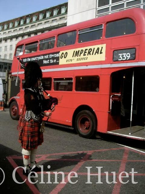 Cornemuse Londres