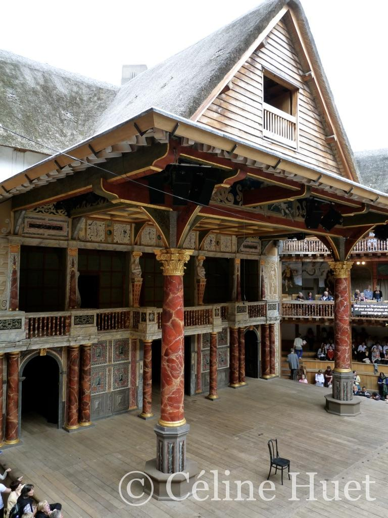 Shakespeare Globe Theater Londres