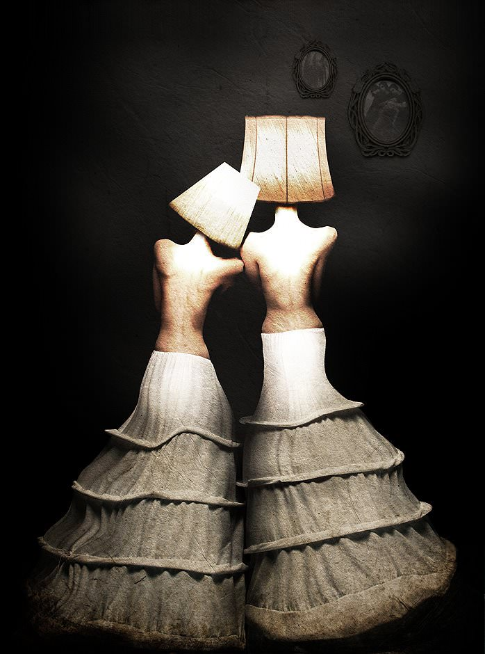 Lampes femmes