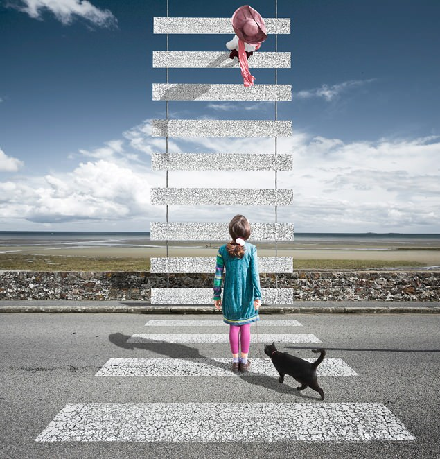 """""""Ce qui barre la route fait faire du chemin"""" (Jean de La Bruyère)..."""