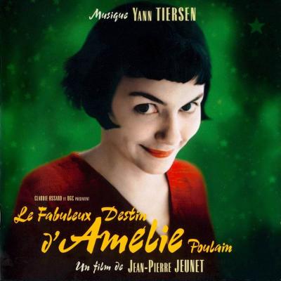 Le fabuleux destin d'Amélie Poulain Jean-Pierre Jeunet