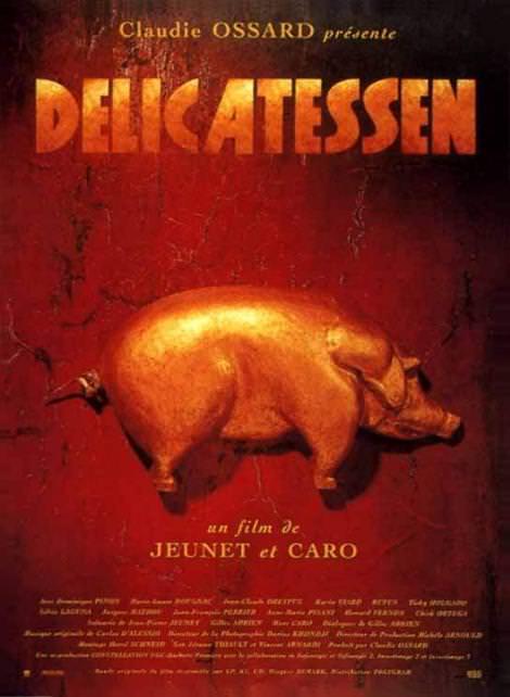 Delicatessen Jean-Pierre Jeunet