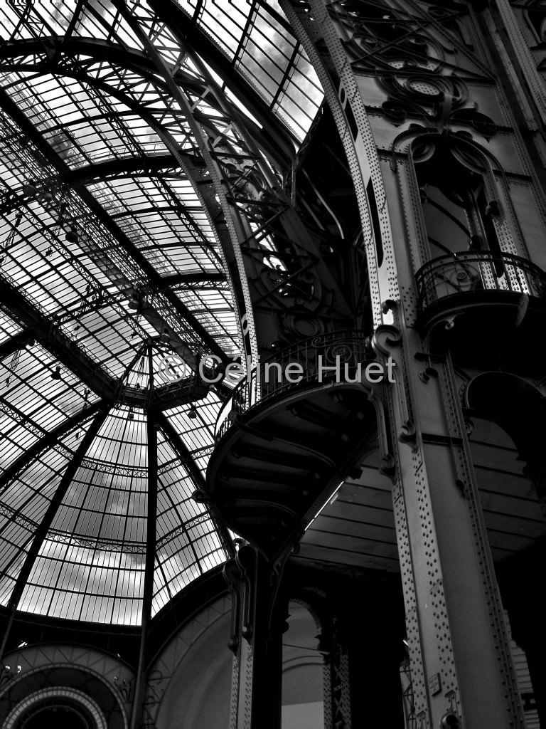 Nef Grand Palais Paris
