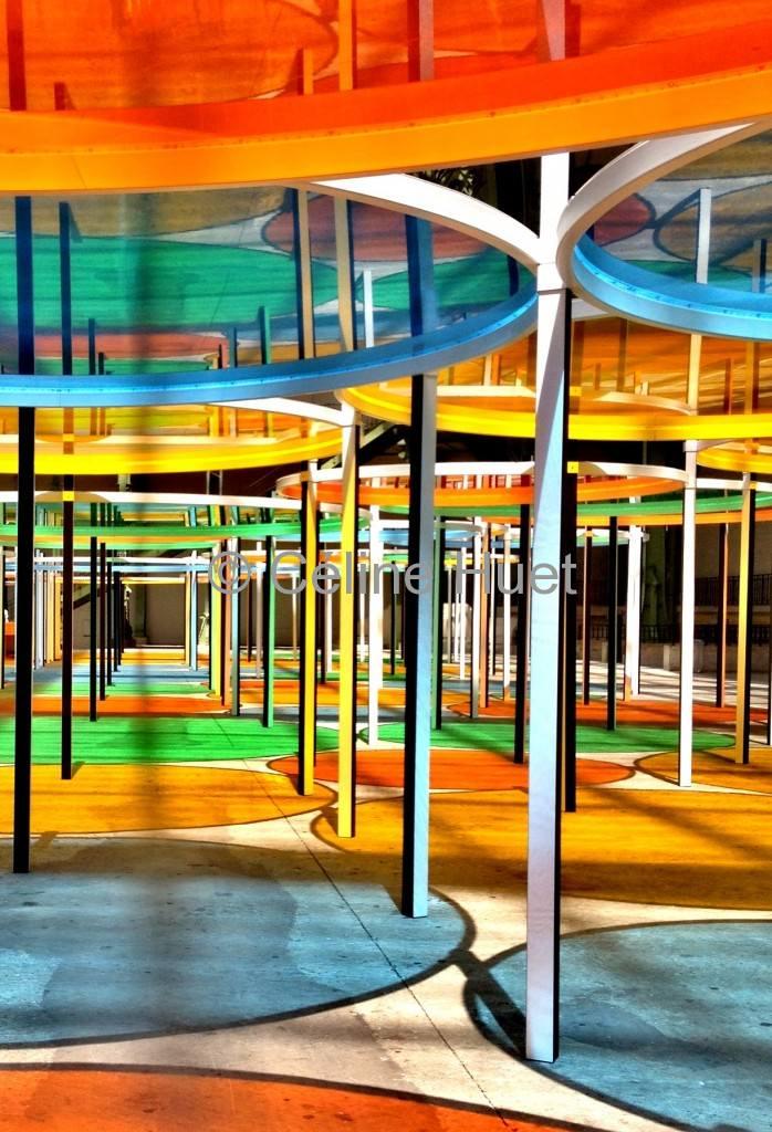 Daniel Buren Monumenta 2012 Grand Palais Paris