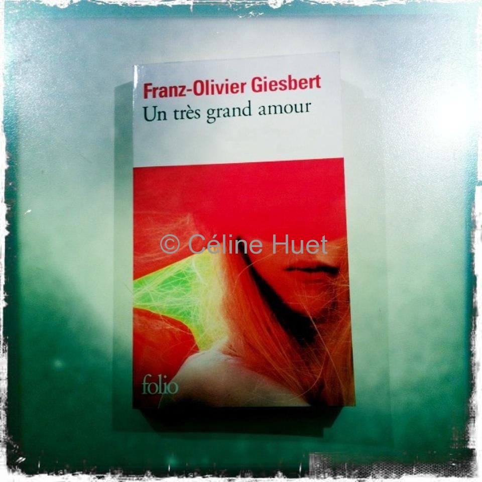 Un très grand amour Franz Olivier Giesbert