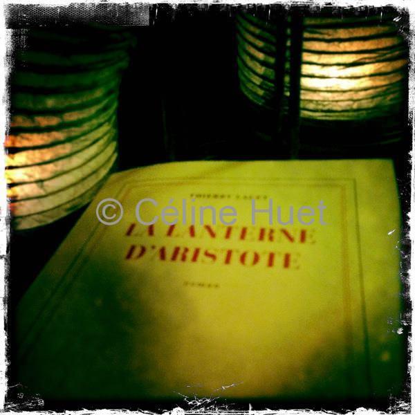 La lanterne d'Aristote Thierry Laget