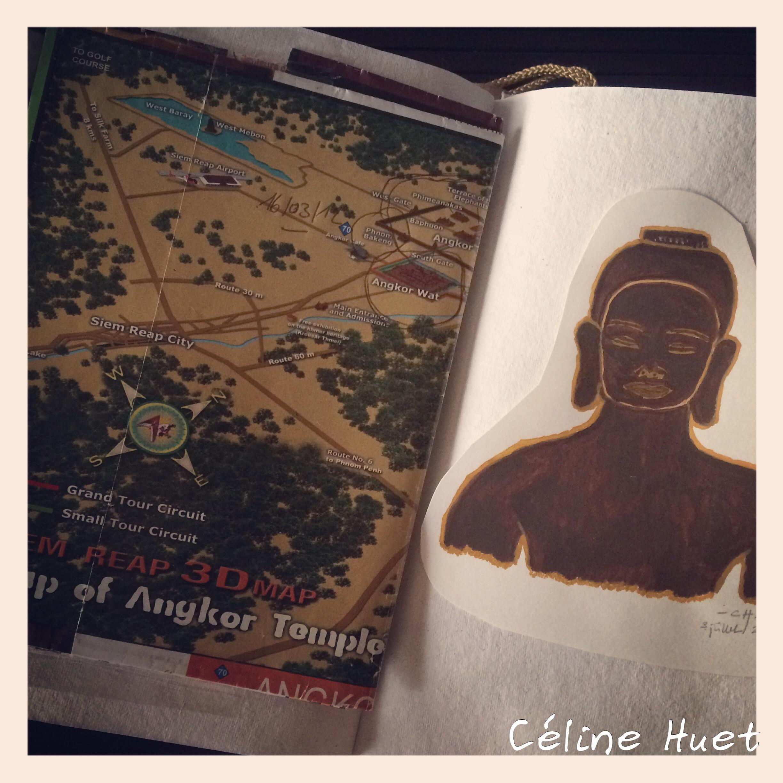 Carnet de voyage Asie