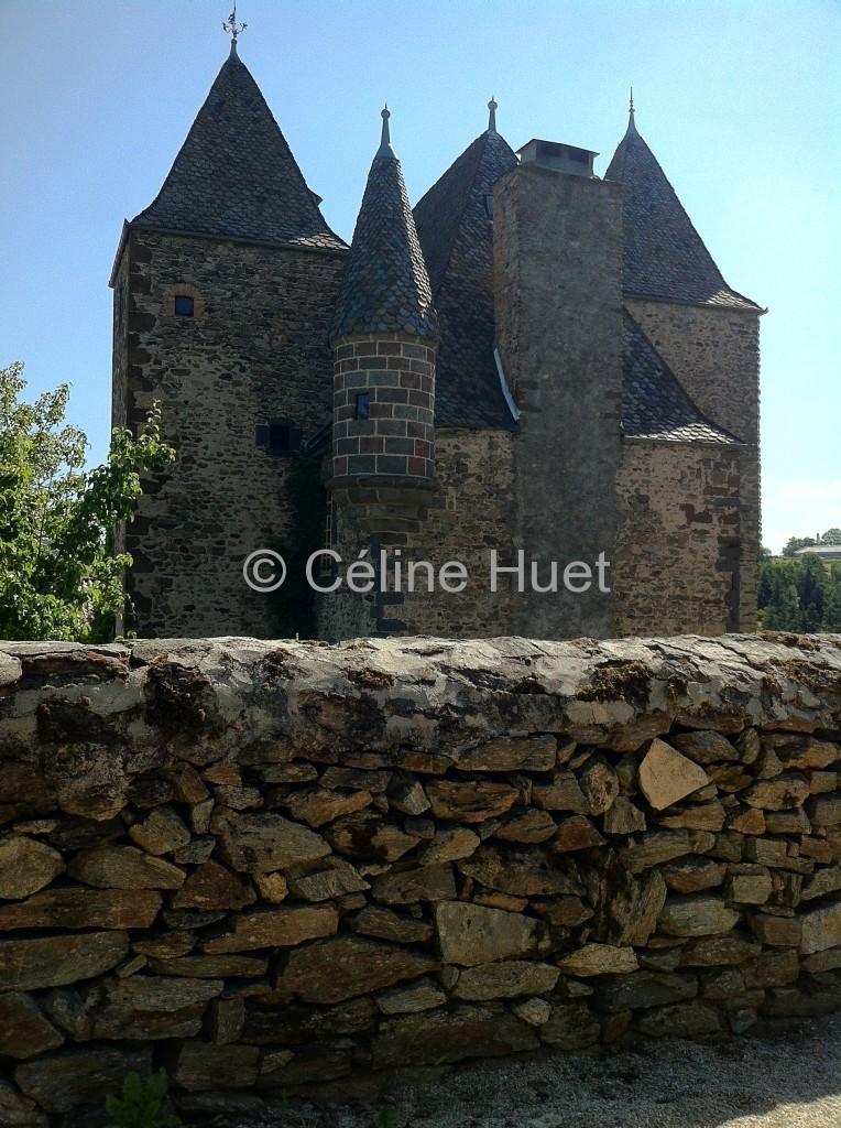 Château de Varillettes Saint Georges Saint Flour Cantal Les Hôtels Particuliers Groupe Savry