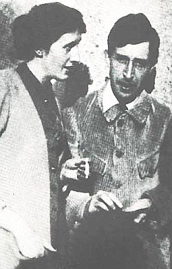 Virginia Woolf et Léonard