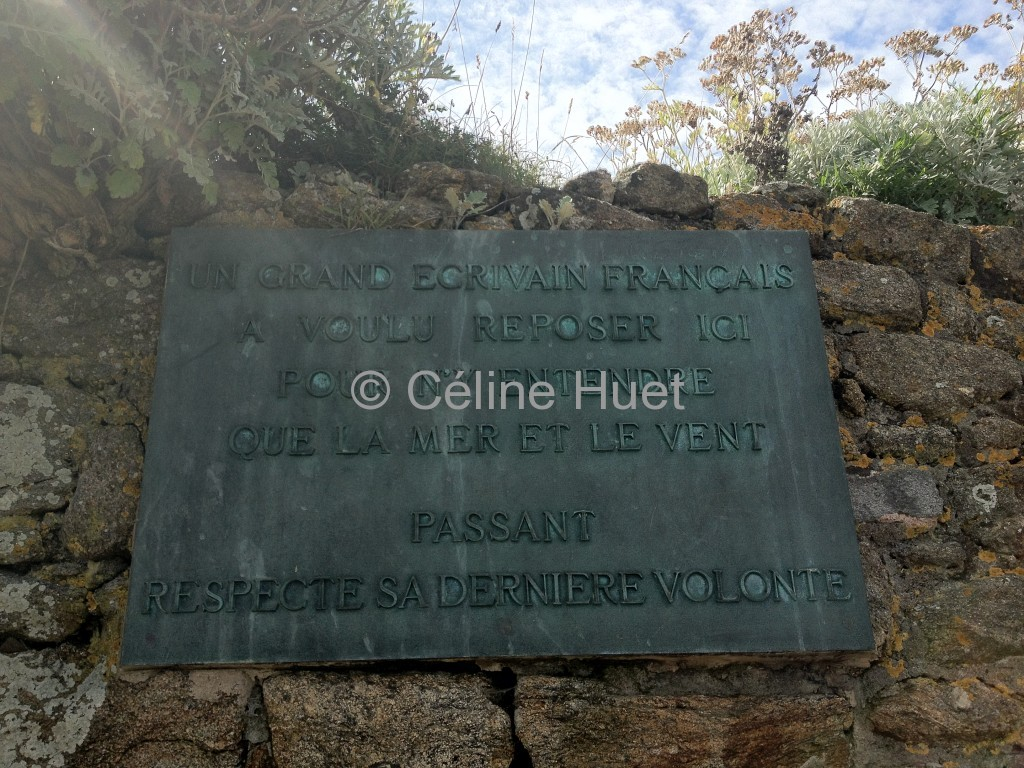 Le Grand Bé Tombe de Chateaubriand Bretagne