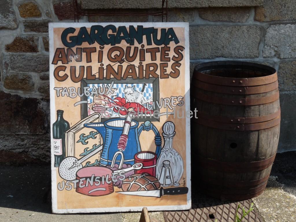 Gargantua Antiquités Culinaires Bécherel Bretagne
