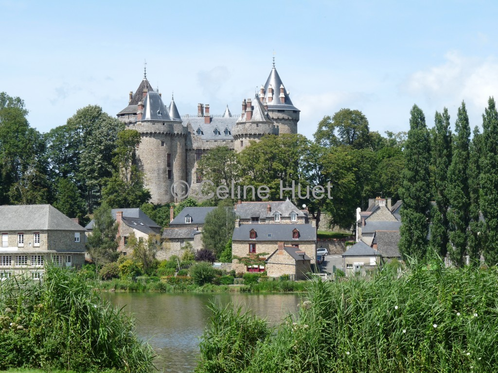 Sur les pas de Chateaubriand, à Combourg...
