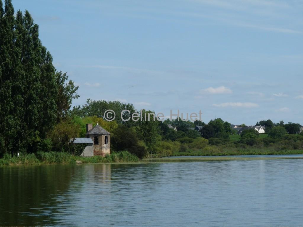 Le lac tranquille Combourg Bretagne