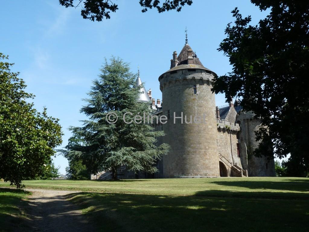 Château de Combourg Bretagne