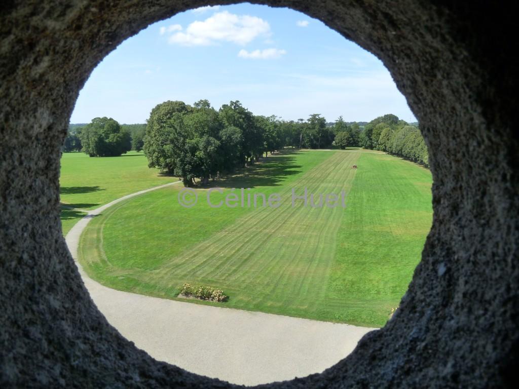Parc du Château de Combourg Bretagne