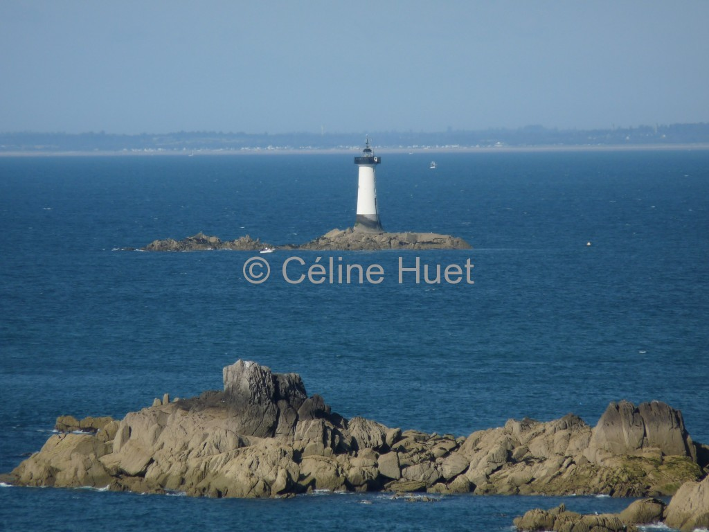 Le phare de La Pointe du Grouin Bretagne