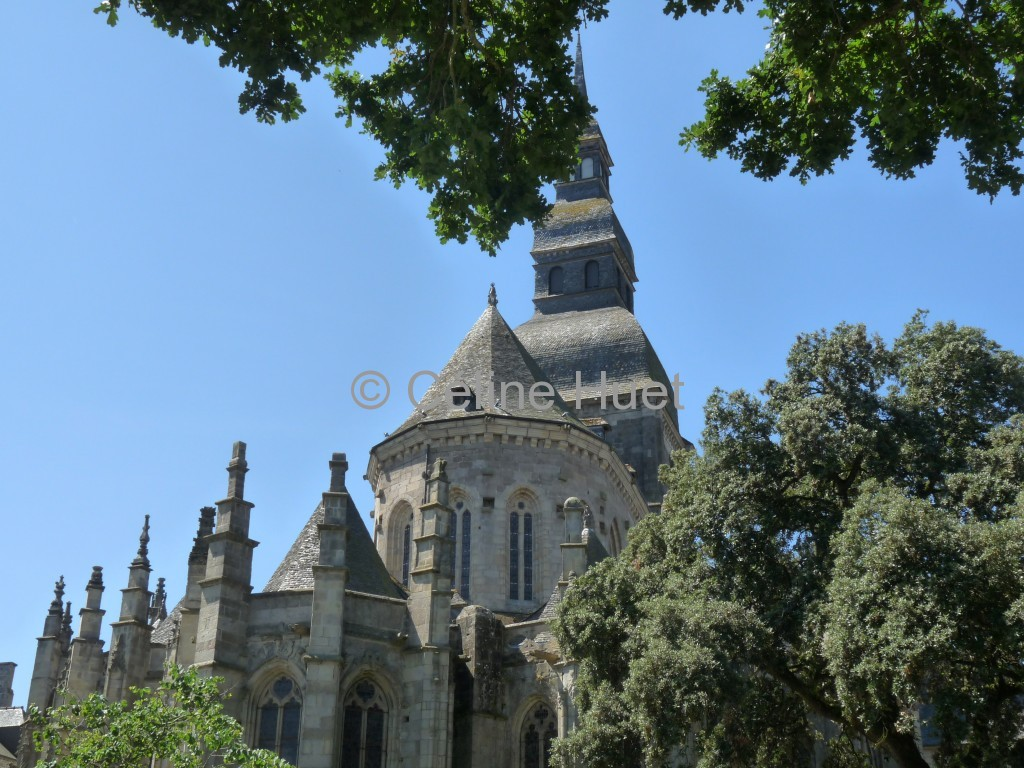 Basilique de Dinan Bretagne