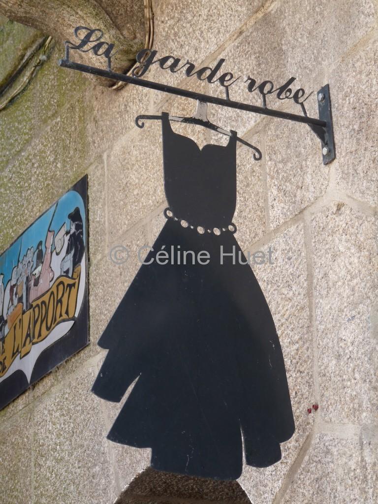 La Garde Robe Dinan Bretagne