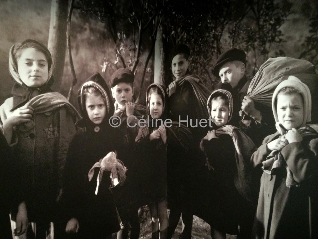 Exposition C'était des enfants Déportation et sauvetage des enfants juifs à Paris Hôtel de Ville Paris
