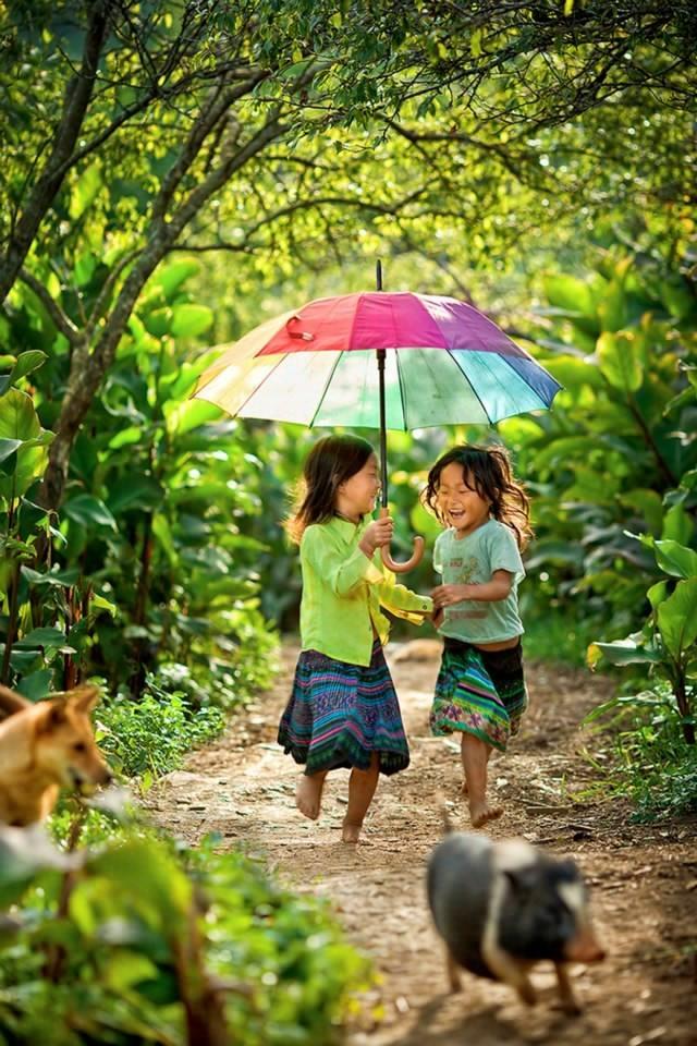 Enfants by Tchip