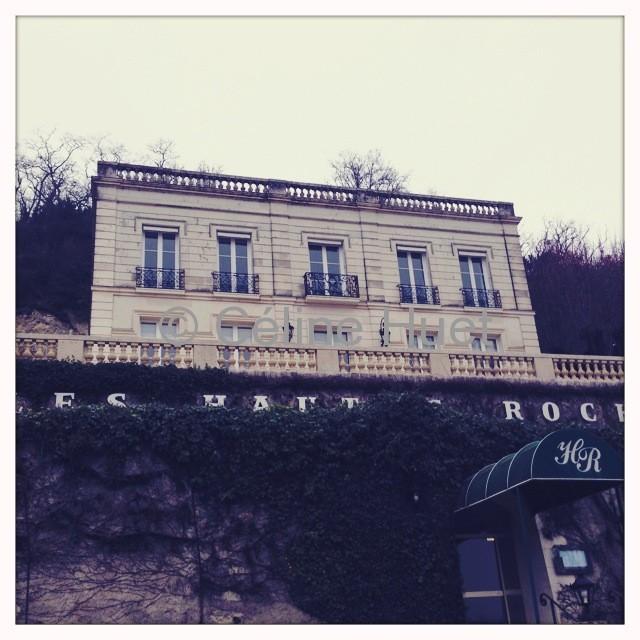 Relais & Châteaux Les Hautes Roches Rochecorbon