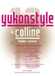 Yukonstyle Théâtre de la Colline