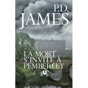 La mort s'invite à Pemberley P.D James