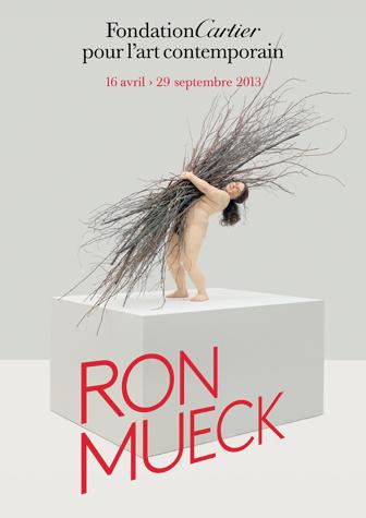 Ron Mueck Fondation Cartier Paris