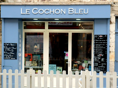 Le Cochon Bleu Lectoure Gers