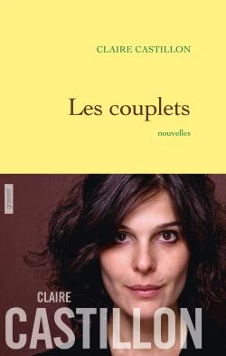 Claire Castillon Les Couplets