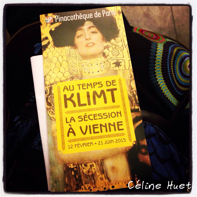Au temps de Klimt Pinacothèque Paris