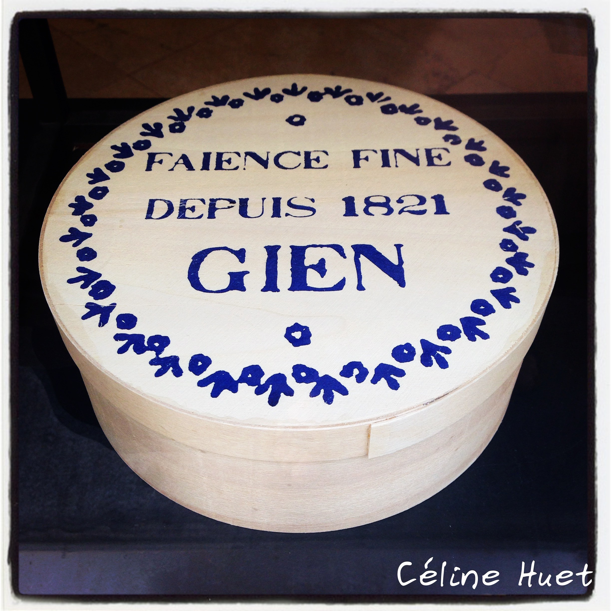 Boutique Gien Paris