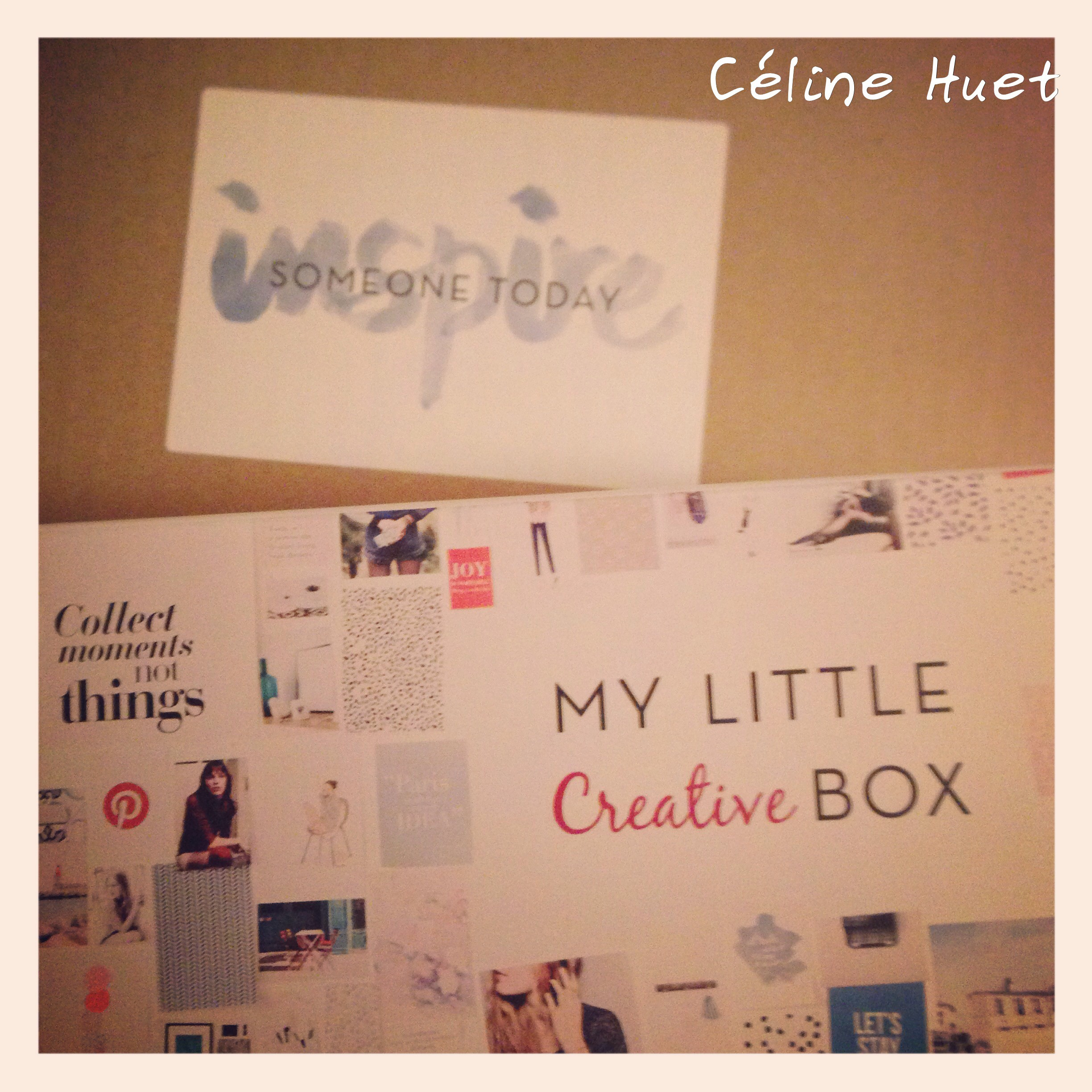 My little créative box