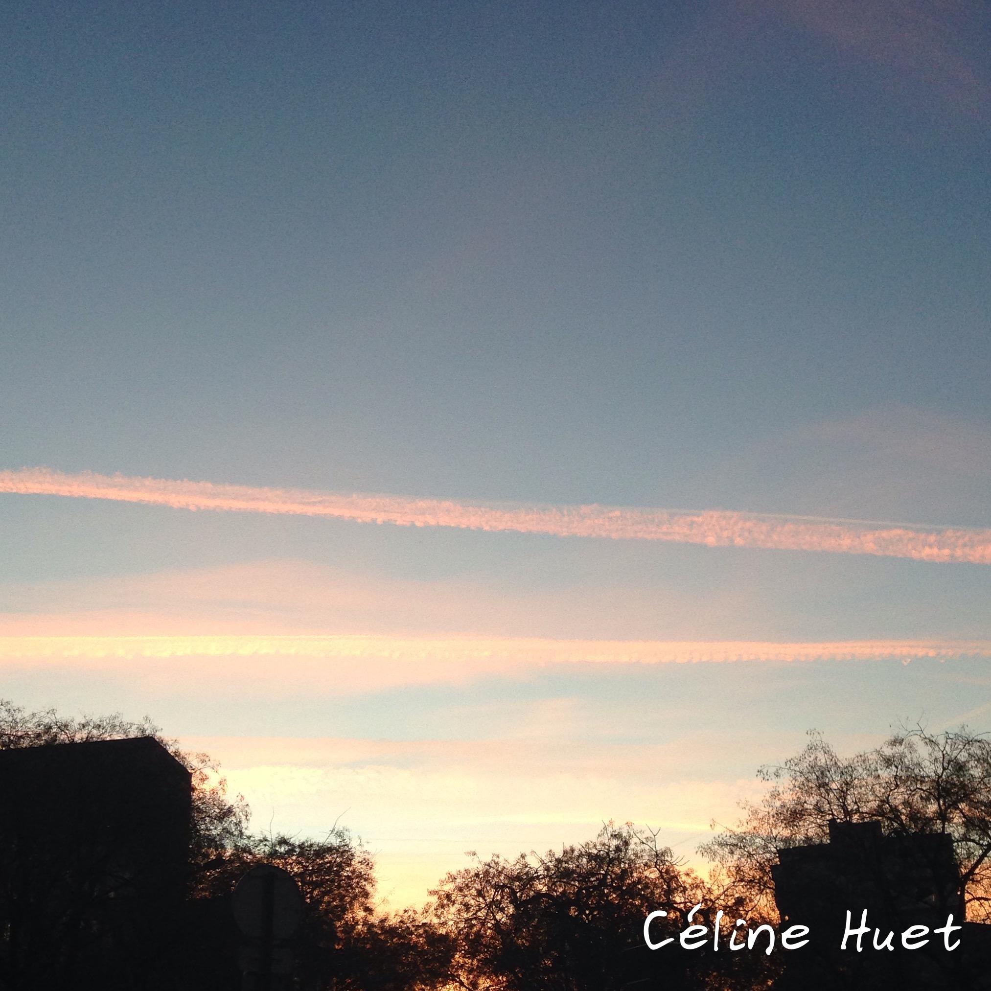"""""""Le ciel est le pain quotidien des yeux."""" (Ralph Waldo Emerson)..."""