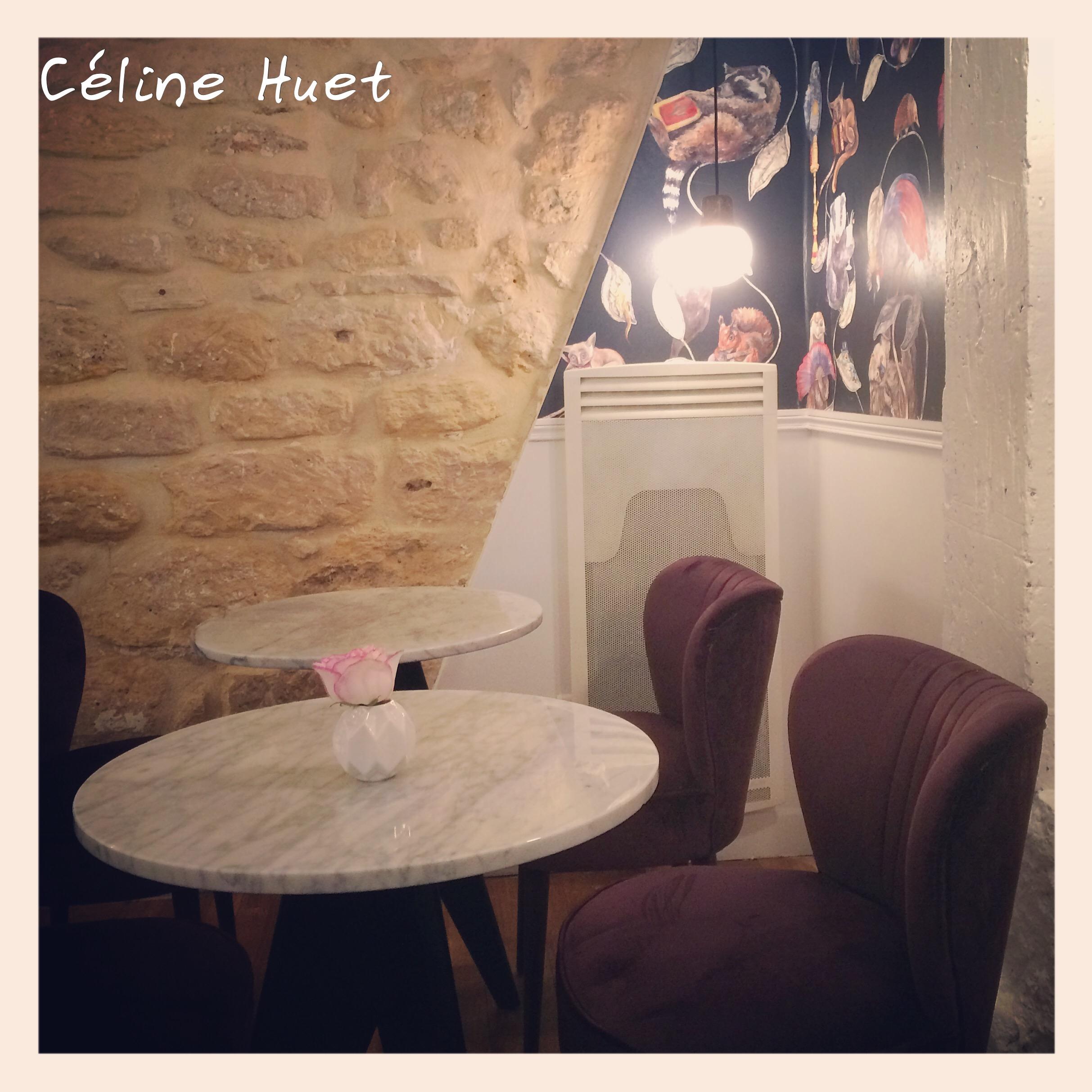 La tasse dans le Marais Paris