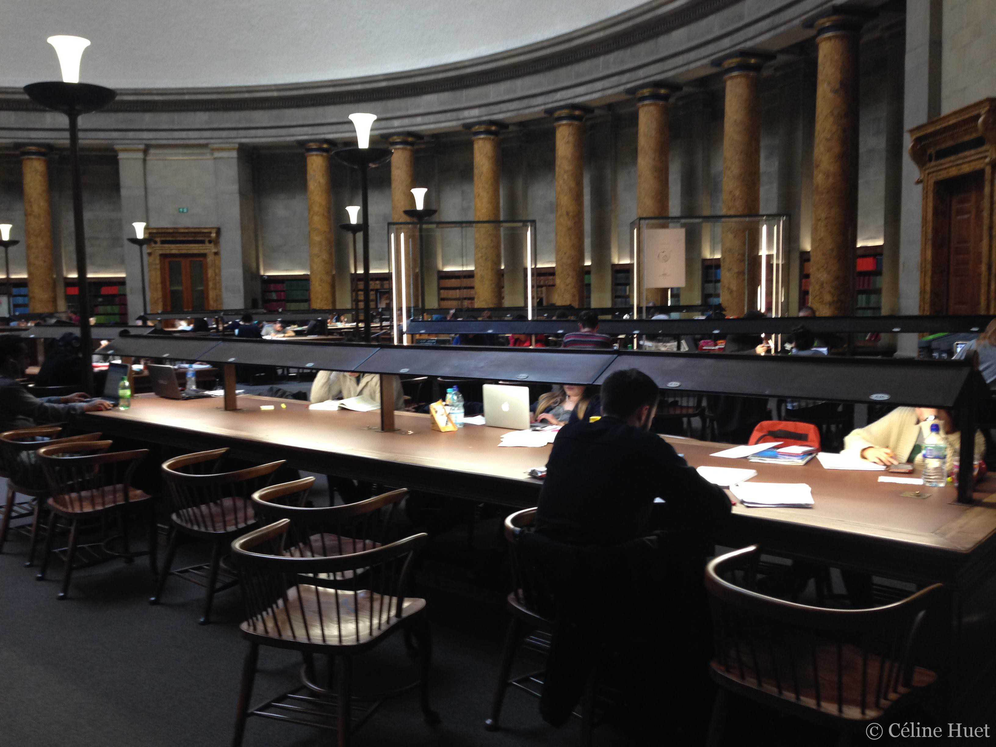 Manchester Library Royaume Uni