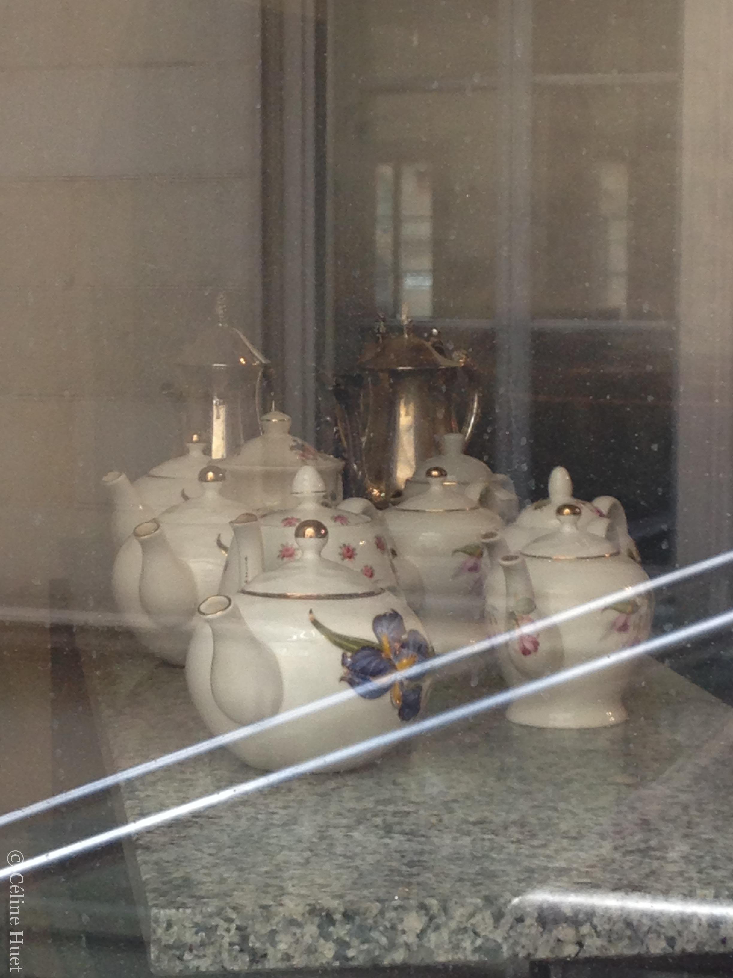Teapots Manchester Royaume Uni