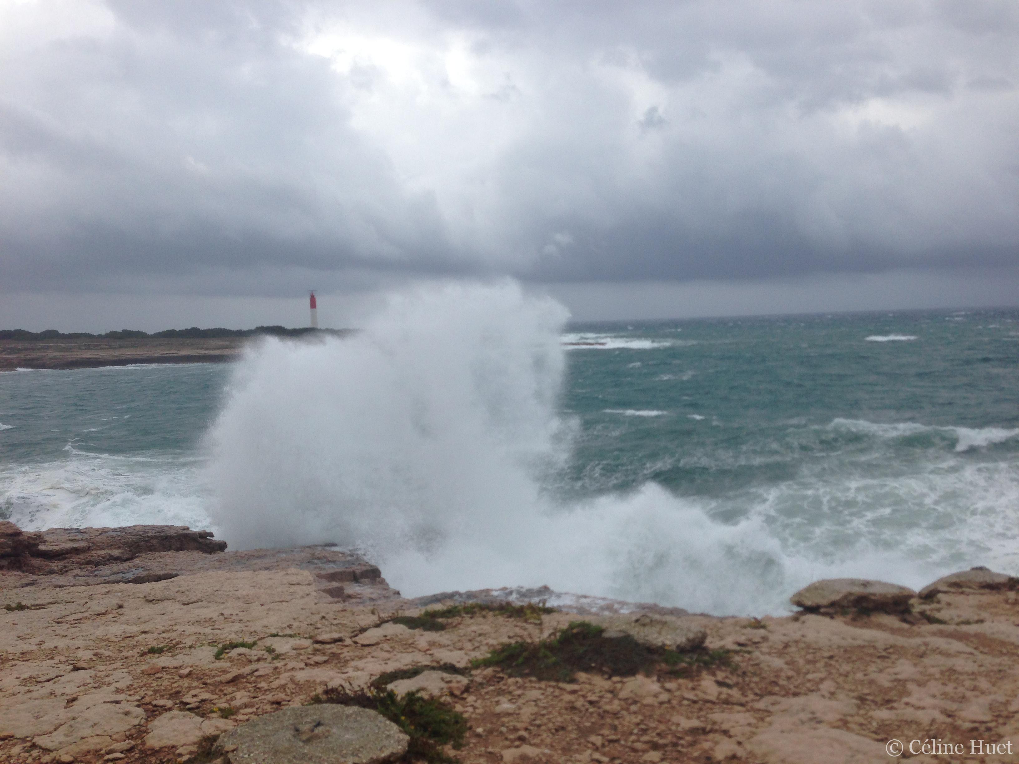 Entre Martigues et Marseille